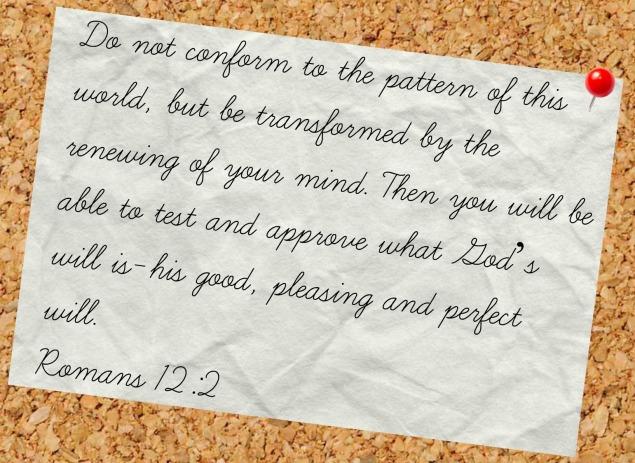 Romans 12-2